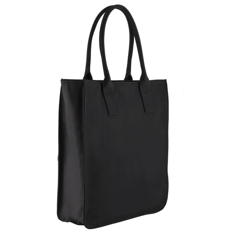 e04ab83f00fcf Duża Czarna Torebka Shopper bag ( id 258) ZOUZI