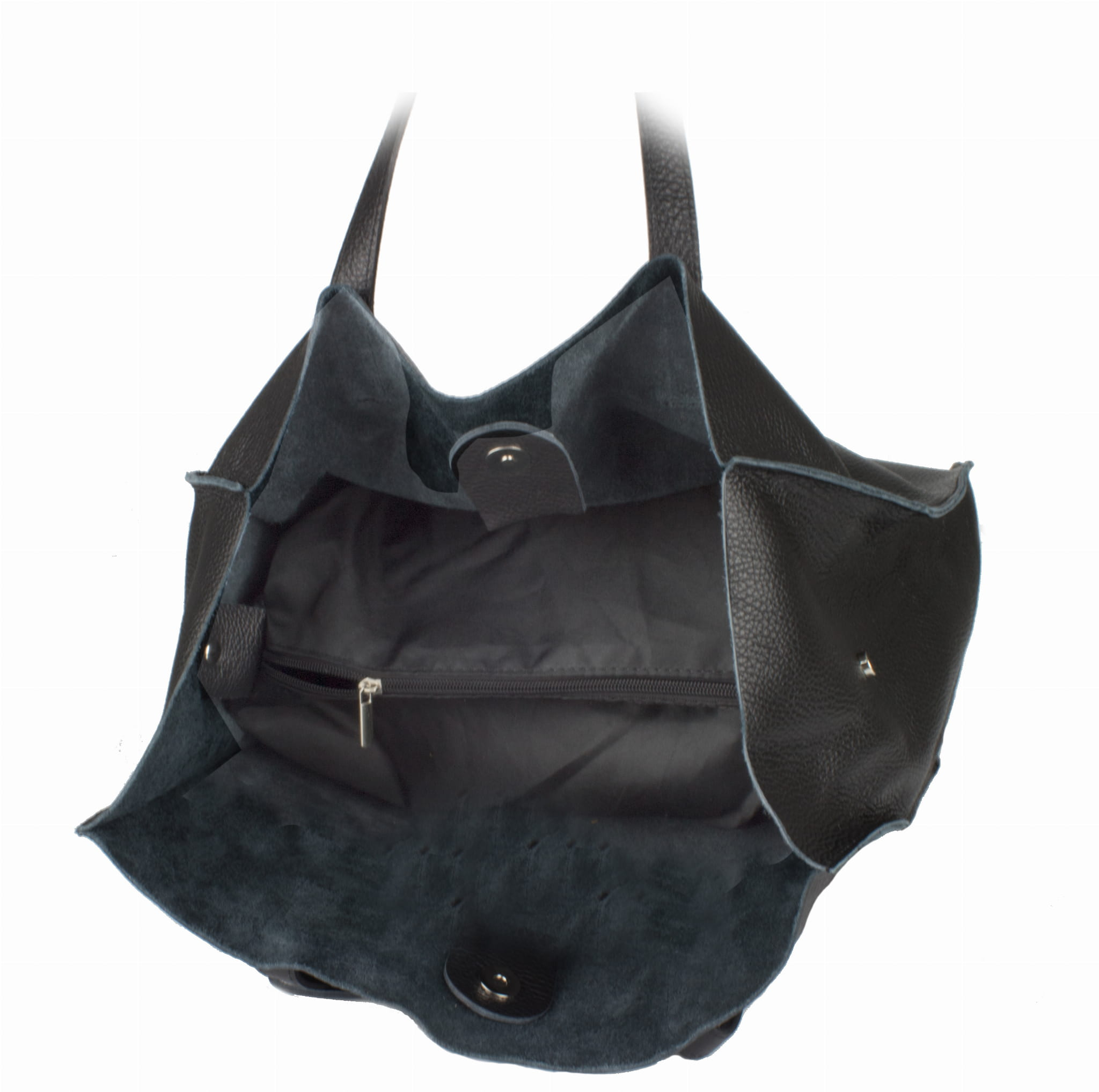 Włoska torebka skórzana Shopper Bag (id 501)
